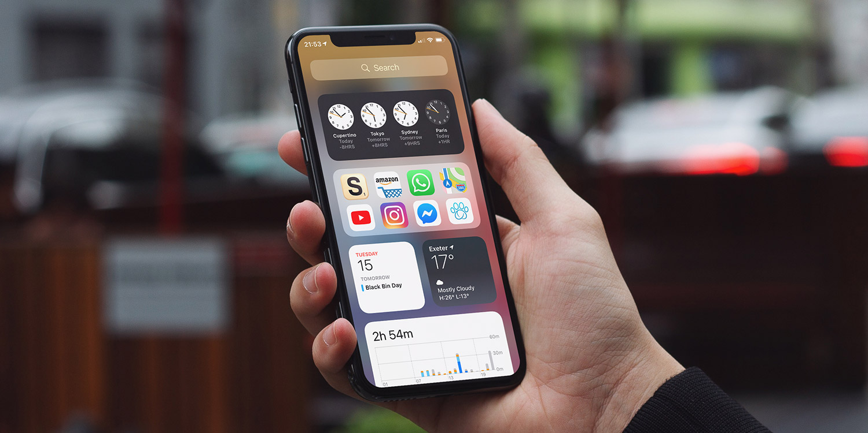iOS 14 มีอะไรบ้าง